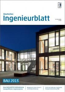 Titelseite Deutsches Ingenieurblatt