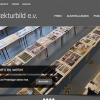 Seit mehr als einem Jahr: Geschäftsführung des architekturbild e.v.